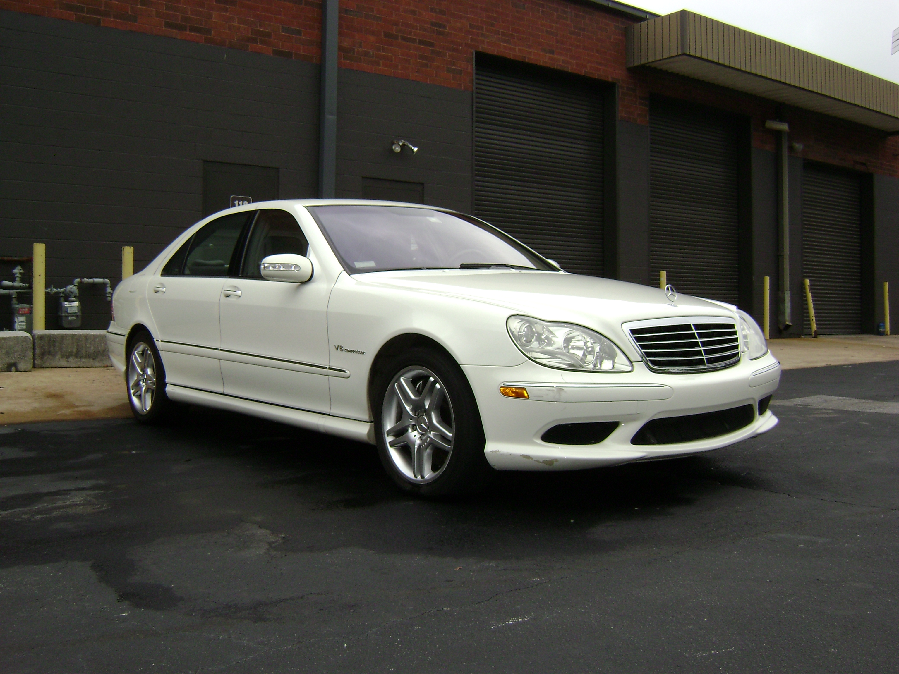 Image gallery 2008 s55 amg for 2003 mercedes benz s55 amg