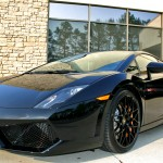 2012 Lamborghini Gallardo LP550-2 Black Edition