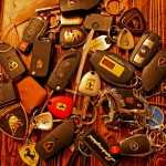 Exotic Car Key Picture
