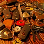 Exotic Car Keys