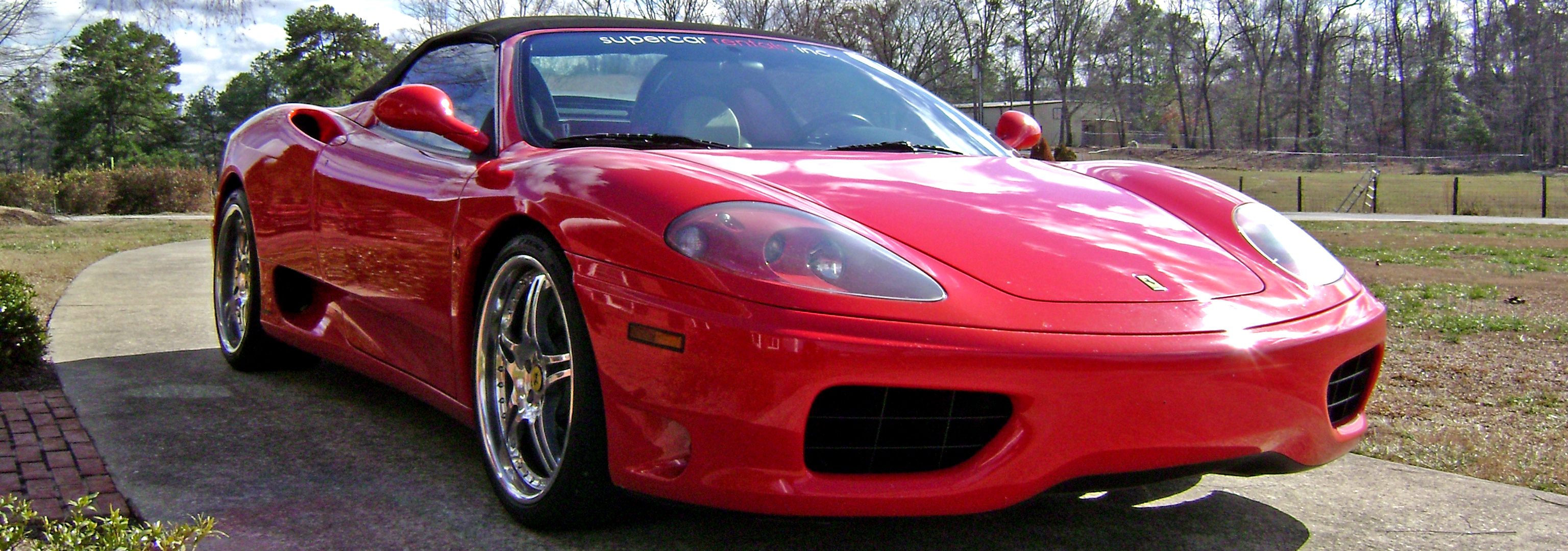 Affordable Used Ferrari 4