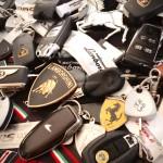 Exotic Car Keys