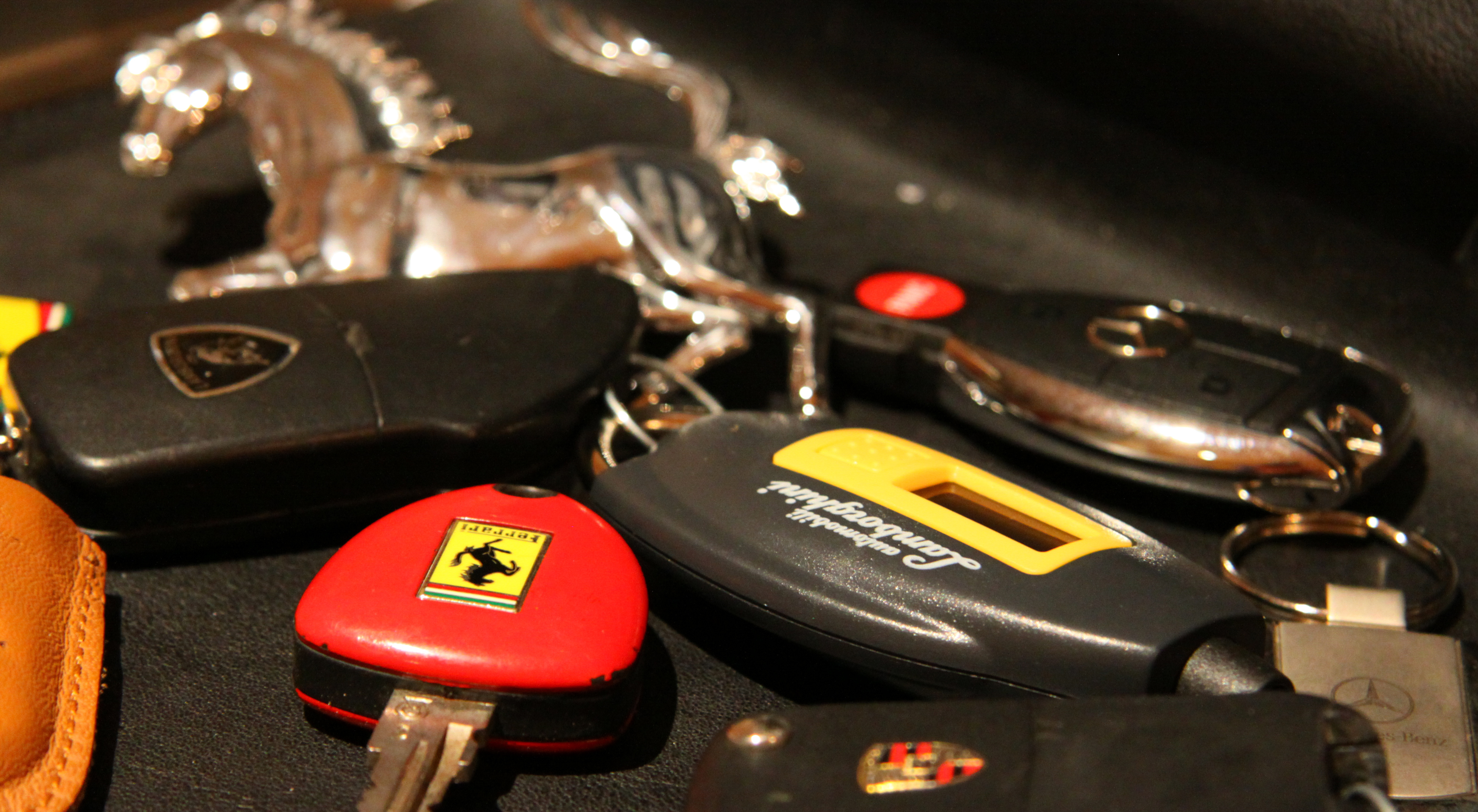 Exotic Car Key Collection Pictures Ed Bolian