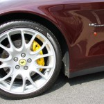Ferrari 612 Monolithic Challenge Wheels
