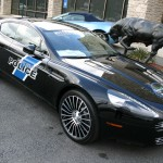 Aston Cop Car