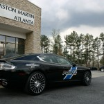 Aston Martin Police Car