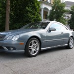 2004 Mercedes Benz CL55 AMG