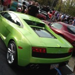 Verde Ithaca LP550-2 Coupe