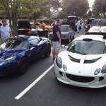Ice White Lotus Exige