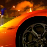 Lamborghini Murcielago Night Shoot