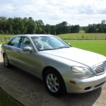 2000 Mercedes S430 For Sale