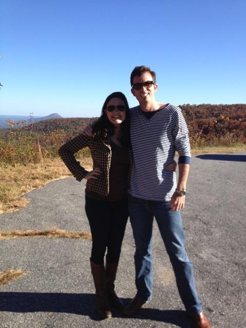 Ed and Megan Bolian