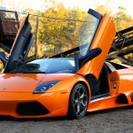 2008 Lamborghini Murcielago LP640 Roadster