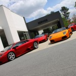 Lamborghini Murcielago LP640 Coupe and Roadster