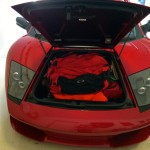 Lamborghini Murcielago Front Storage Luggage Space