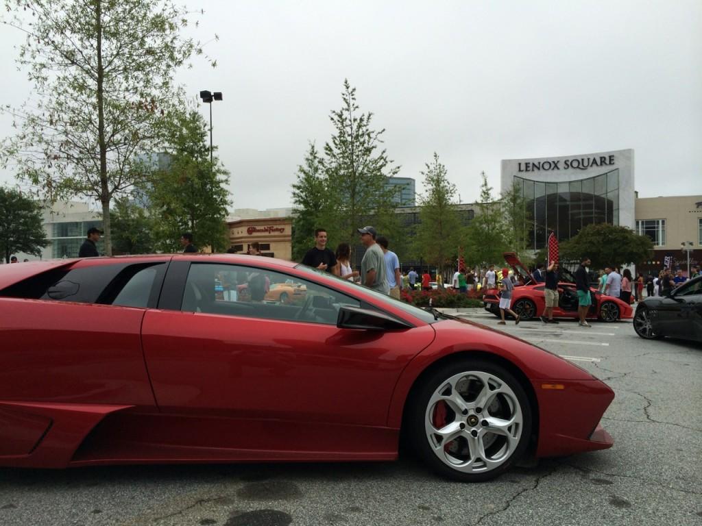 Caffeine and Exotics Lamborghini