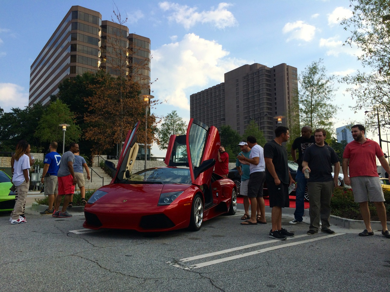 Caffeine and Exotics Atlanta