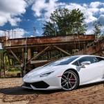2015 Lamborghini Huracan LP610-4 in Bianco Icarus