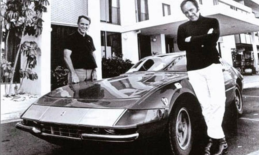 brock-yates-and-dan-gurney-pose-with-their-cannonball-Photo-autoweek