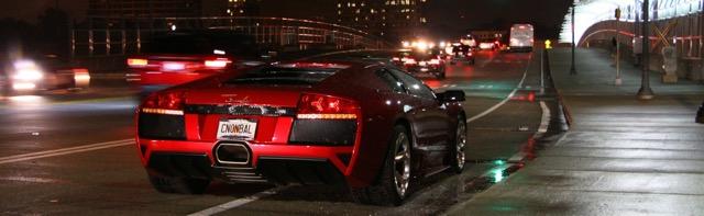Ed Bolian Lamborghini