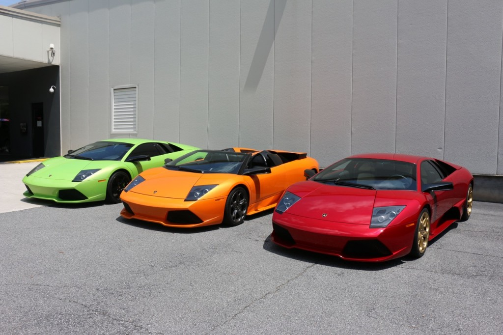 Best Color S On The Murcielago Lp640 Murcielago Lambo Power