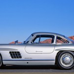 1954 Mercedes-Benz 300 SL Gullwing; top car rating and specifications