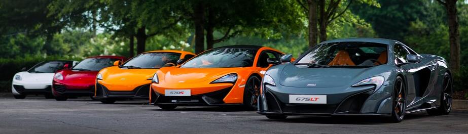 McLaren 675LT 570S 650S 12C