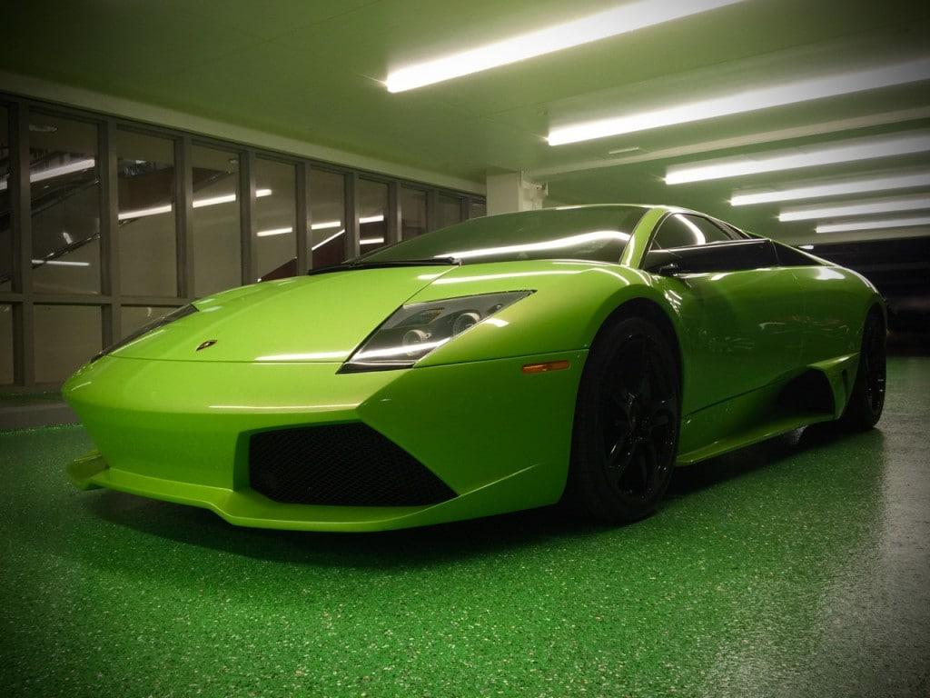 Ed Bolian Lamborghini Murcielago