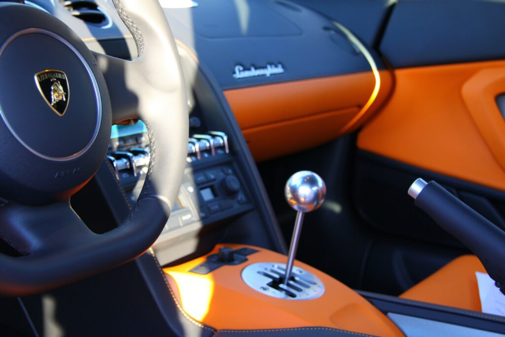 Manual Transmission LP550-2 Gallardo