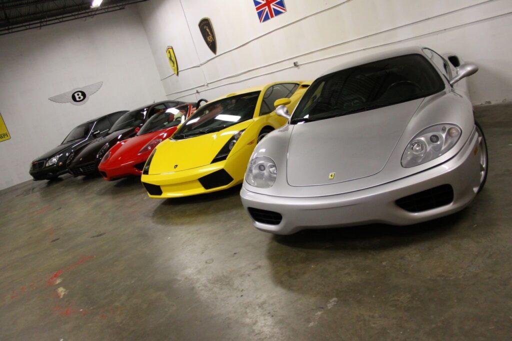 Ed Bolian Supercar Rentals