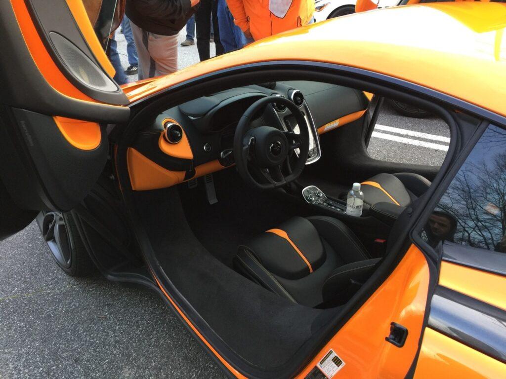 McLaren Atlanta 570S