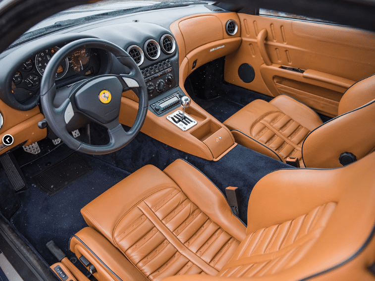 Manual Transmission Ferrari 575M
