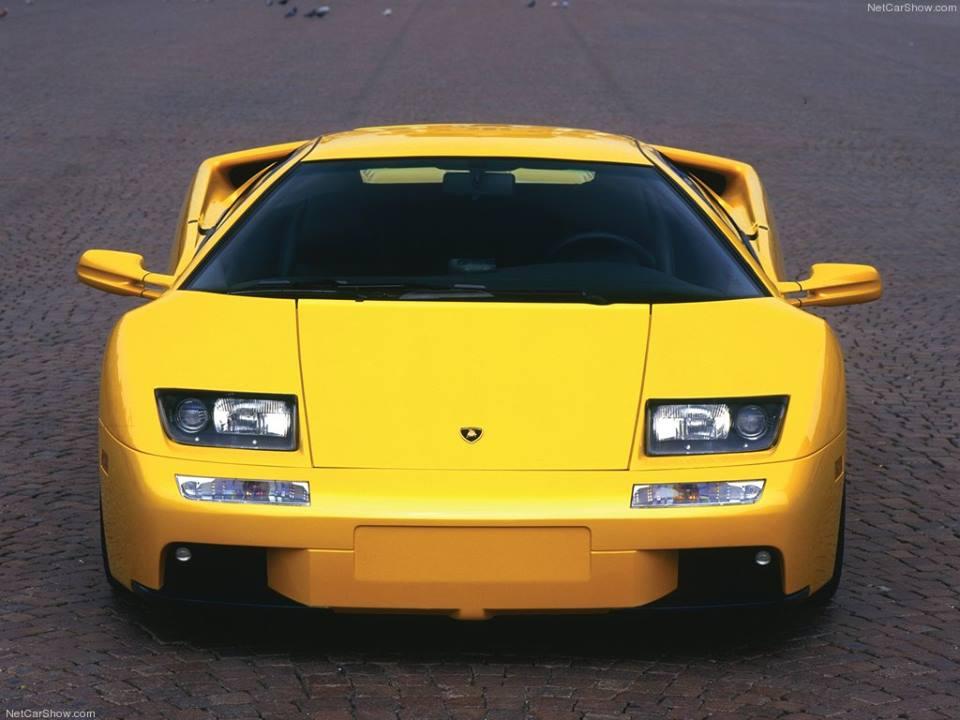 2001 Lamborghini Diablo 6.0 United States VIN List and Registry