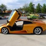 Oro Lamborghini