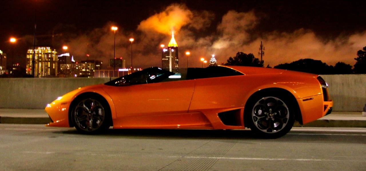 Lamborghini Midnight Run