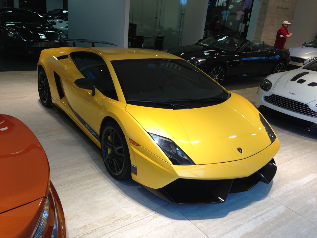 photo lamborghini veloce england super at aventador unloaded is image grey stock being london