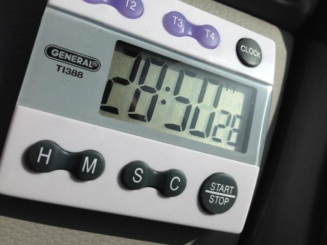 28:50 Stopwatch